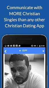 Christian Dating For Free App screenshot 1