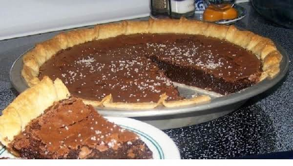 Cin`s 'simply Fudge' Pie Recipe
