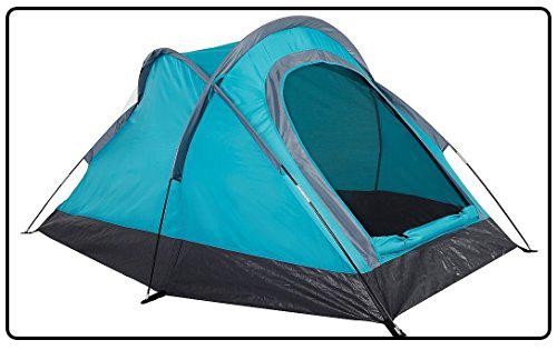 "Alvantor Camping Tent Outdoor Warrior Pro Backpacking 83"" x 55"" x 42""H, Teal"