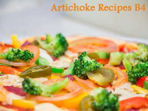 Artichoke Recipe B4