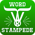 Word Roundup Stampede - Search icon