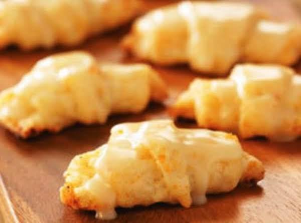 Cottage Cheese Butterhorns
