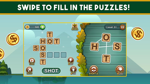 Word Nut: Word Puzzle Games & Crosswords 1.145 screenshots 2