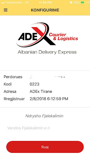 Adex Couriers ss1