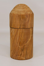 "Photo: Paul Wodiska 3 1/2"" x 8"" box [maple]"
