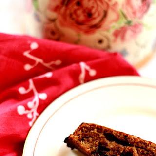 Choco Walnut Coffee Cake
