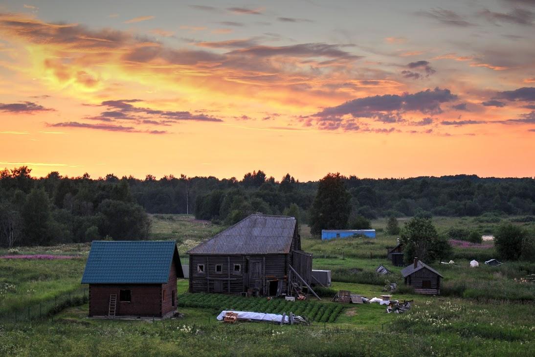 деревня сибово карелия фото большие