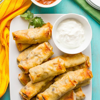 Appetizers With Egg Roll Wrappers Recipes