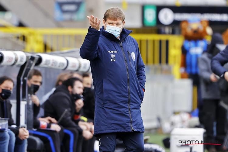 """Hein Vanhaezebrouck verlegt de focus: """"Proberen er voordeel uit te halen"""""""