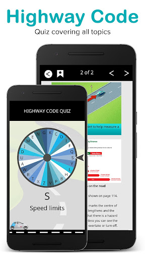 Screenshot for Driving Theory Test 4 in 1 Kit + Hazard Perception in Hong Kong Play Store