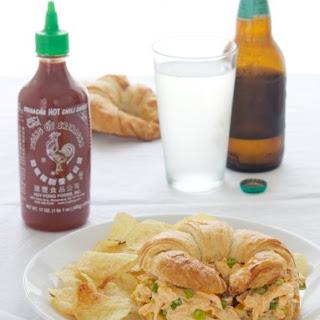 Spicy Sriracha Chicken Salad