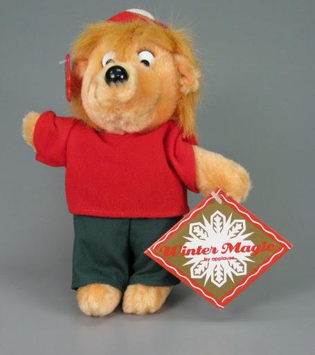 Stuffed animal:Winter Magic Brother Berenstain