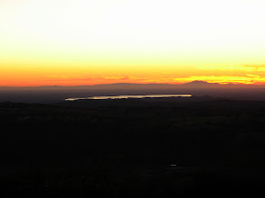 Photo: Sunset from Butte Mtn