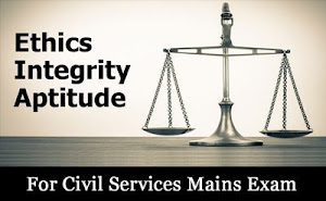 Ethics | General Studies Paper 4 For UPSC Mains 2019