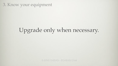 Photo: If your camera is not the reason you aren't getting the shots, you don't need to upgrade.