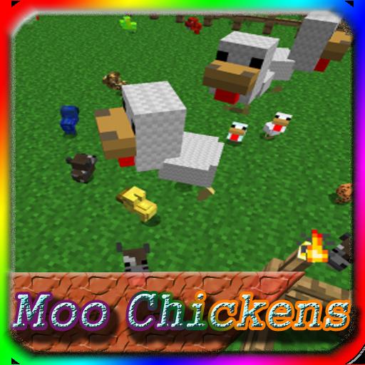 Mo Chickens MCPE Mod Guide