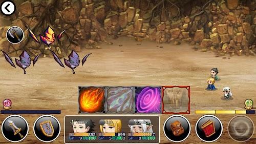 Screenshot 2 Blood Moon 1.0.3 APK+DATA MOD