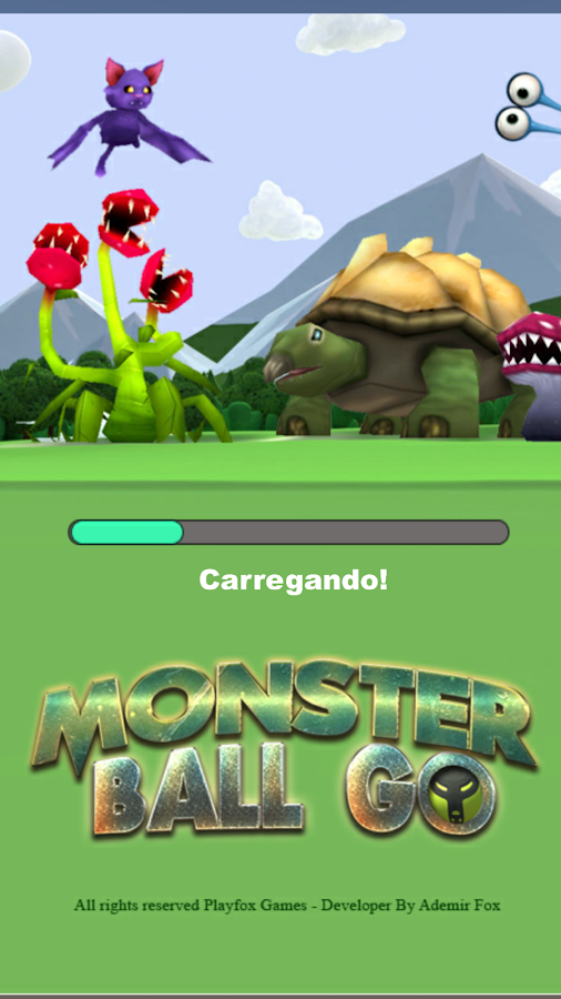 Monster Ball GO- screenshot