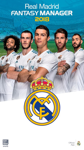 Real Madrid Fantasy Manager'18- Real football live 7.30.004 screenshots 1