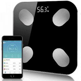 Cantar corporal cu functie BMI, Bluetooth, Andowl Q-D001