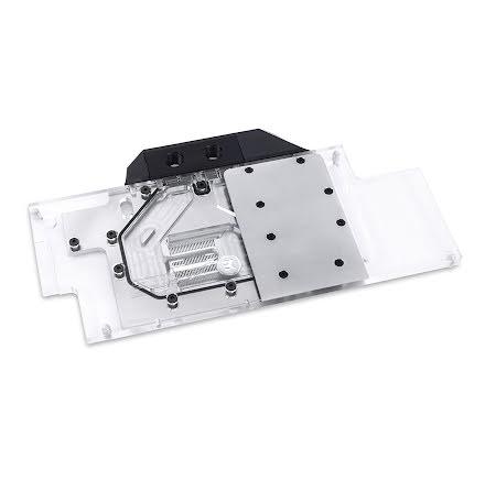 EK vannblokk for skjermkort, EK-FC1080 GTX Ti Strix - Nickel (r2.0)