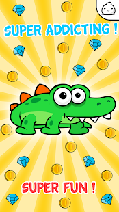 Crocodile Evolution Game - náhled
