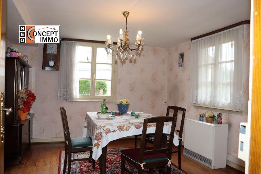 Vente maison 5 pièces 84.54 m² à Oberhoffen-sur-Moder (67240), 250 000 €