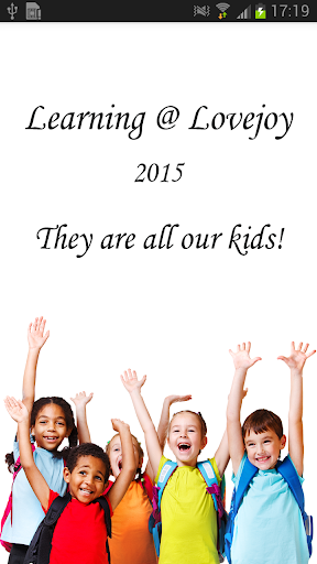 Learning Lovejoy 2015