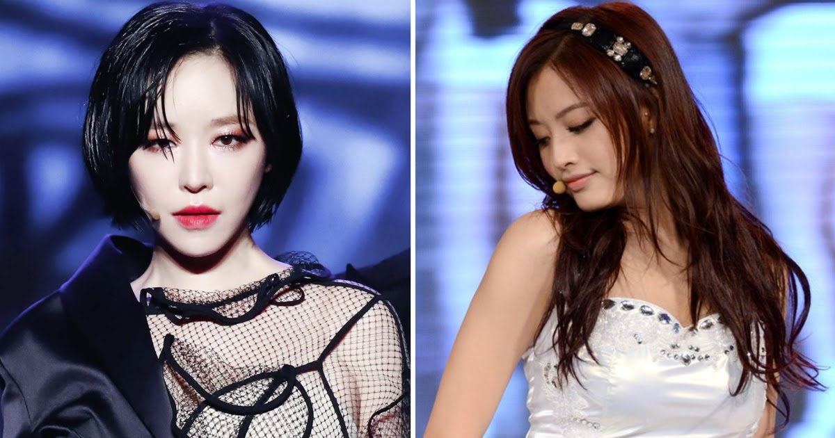 These Are The 10 Oldest Active K Pop Girl Group Idols In The Industry Koreaboo