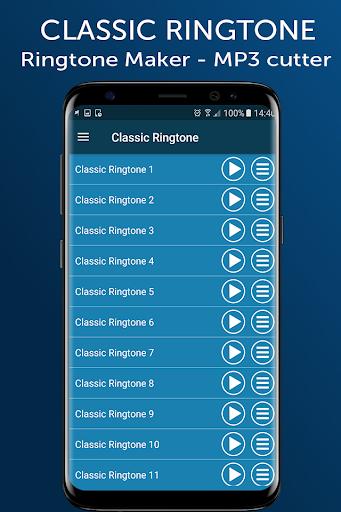3310 Classic Ringtone : Ringtone Maker, Mp3 Cutter 2.3.2 screenshots 1