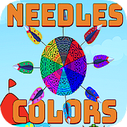 Needles Colors - Best Shooting Game‏