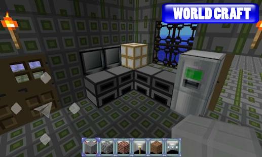 World Craft Adventures - náhled