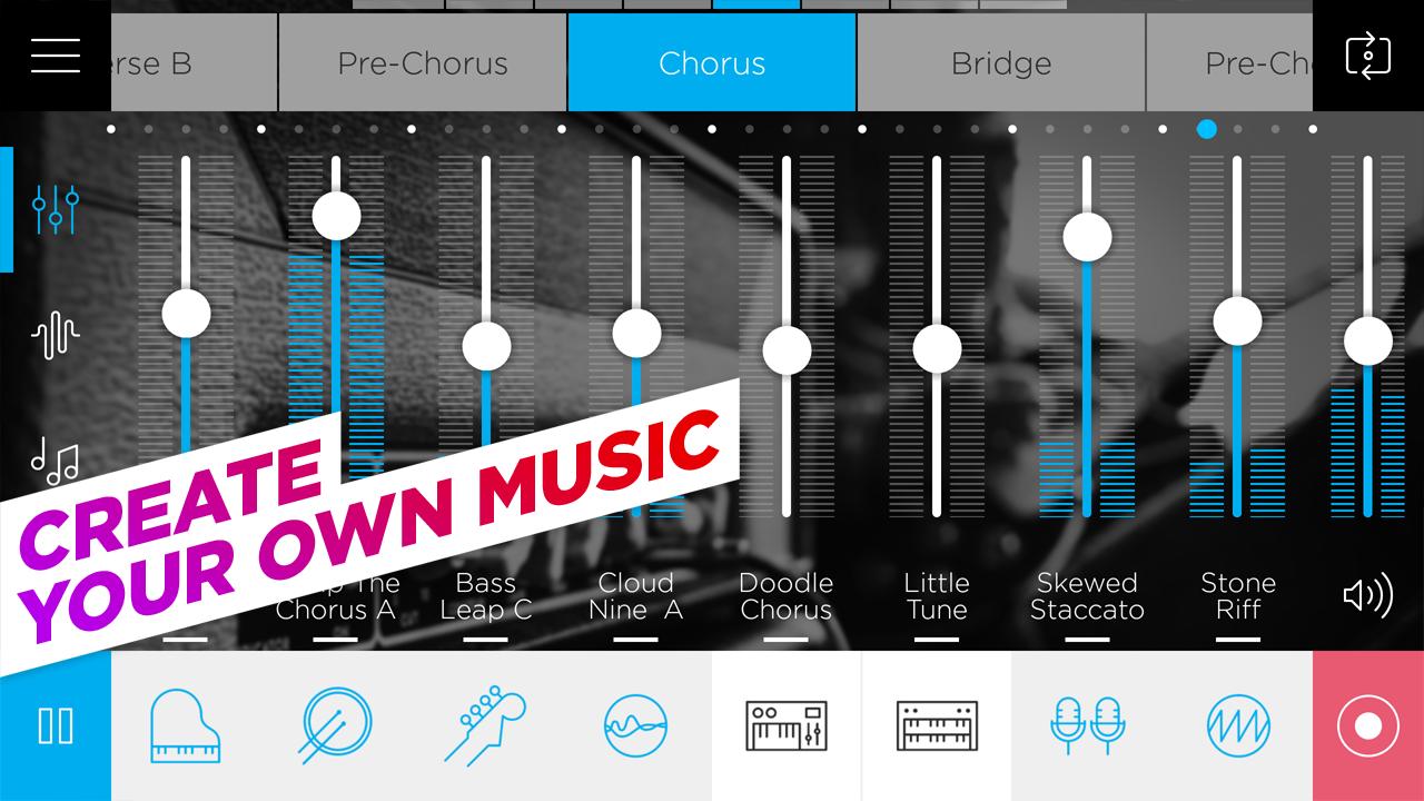 Music Maker JAM screenshot #1