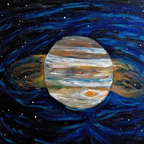 jupiter, by Paul Robin Andrews - Painting All Painting ( jupiter )