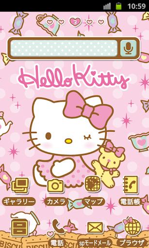 HELLO KITTY Theme167
