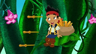 Hook's Playful Plant!/ The Golden Smee!