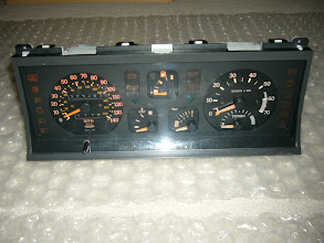 Photo: Renault 5 GT Turbo Dash.. ready to replace the Renault 5 Campus one...