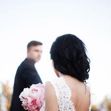 Wedding photographer Nastena Kotomkina (nastiakotomkina). Photo of 15.08.2016