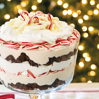 Peppermint Trifle