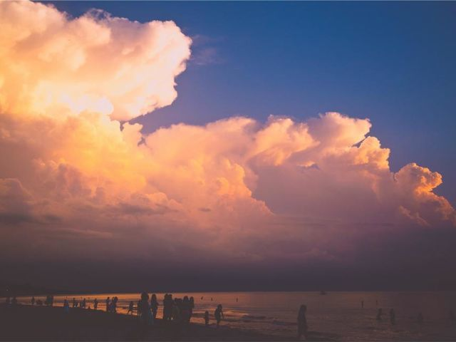 When the clouds remind me of heaven... Haven´t you thought about it, too?