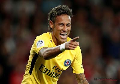 Voici le salaire mirobolant de Neymar au PSG