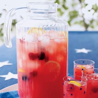 Berry Lemonade.