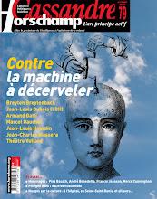 Photo: © Olivier Perrot Cassandre 79 www.horschamp.org