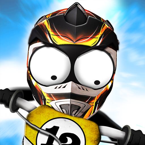 Stickman Downhill Motocross (game)