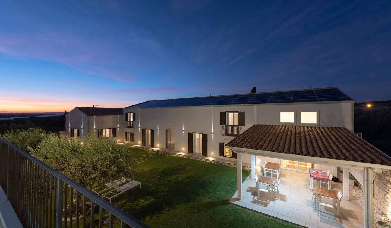 Villa avec jardin et terrasse Ispica