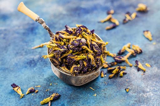 Butterfly Pea Flower Tea: (Almost) Too Pretty to Drink