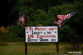 Photo: (Year 2) Day 355 - They Are Not So Keen in Port Orford on Obama