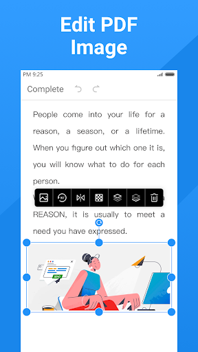 PDF Editor screenshot 2