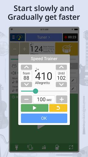 Tuner & Metronome screenshot 10