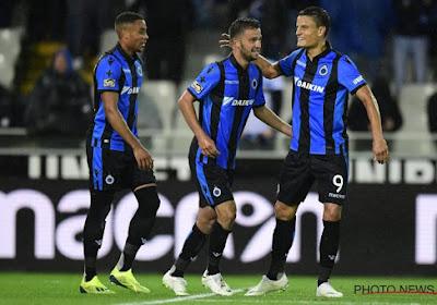 Na Rezaei nóg een speler bij Club Brugge die terugkeert uit blessure